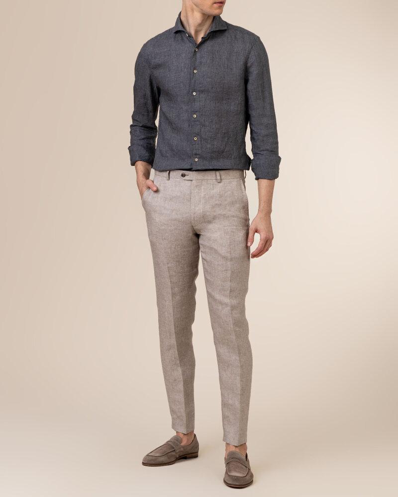 Spodnie Oscar Jacobson DENZ 5170_8747_470 beżowy - fot:5
