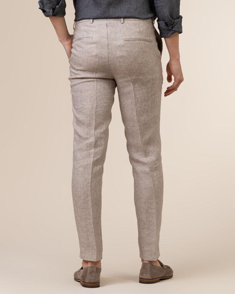 Spodnie Oscar Jacobson DENZ 5170_8747_470 beżowy - fot:4