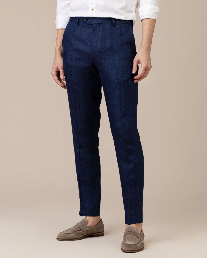 Spodnie Oscar Jacobson DENZ 5170_8747_210 granatowy - fot:2