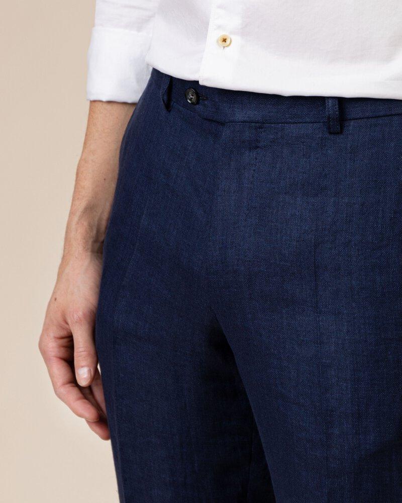 Spodnie Oscar Jacobson DENZ 5170_8747_210 granatowy - fot:3