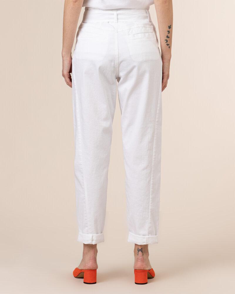 Spodnie Iblues ROBBY_71310111_001 biały - fot:4