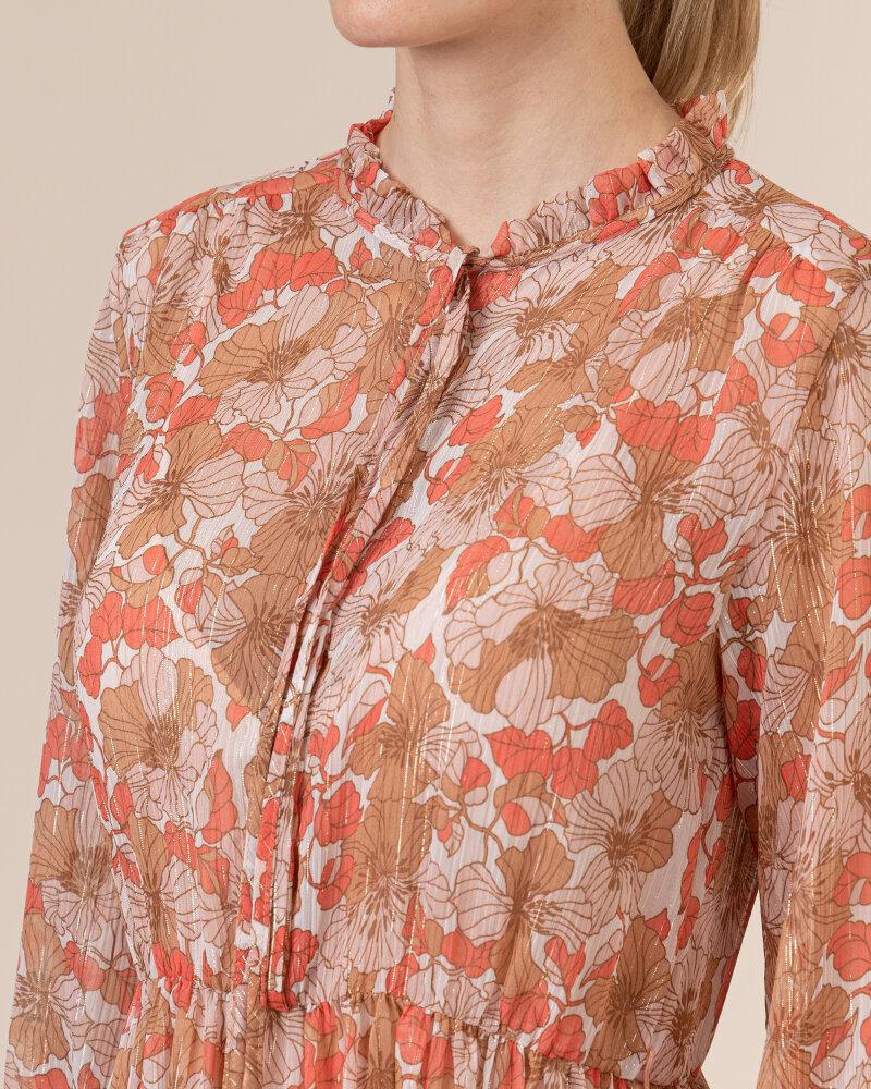 Sukienka Iblues ATELIER_72212311_002 brązowy - fot:3