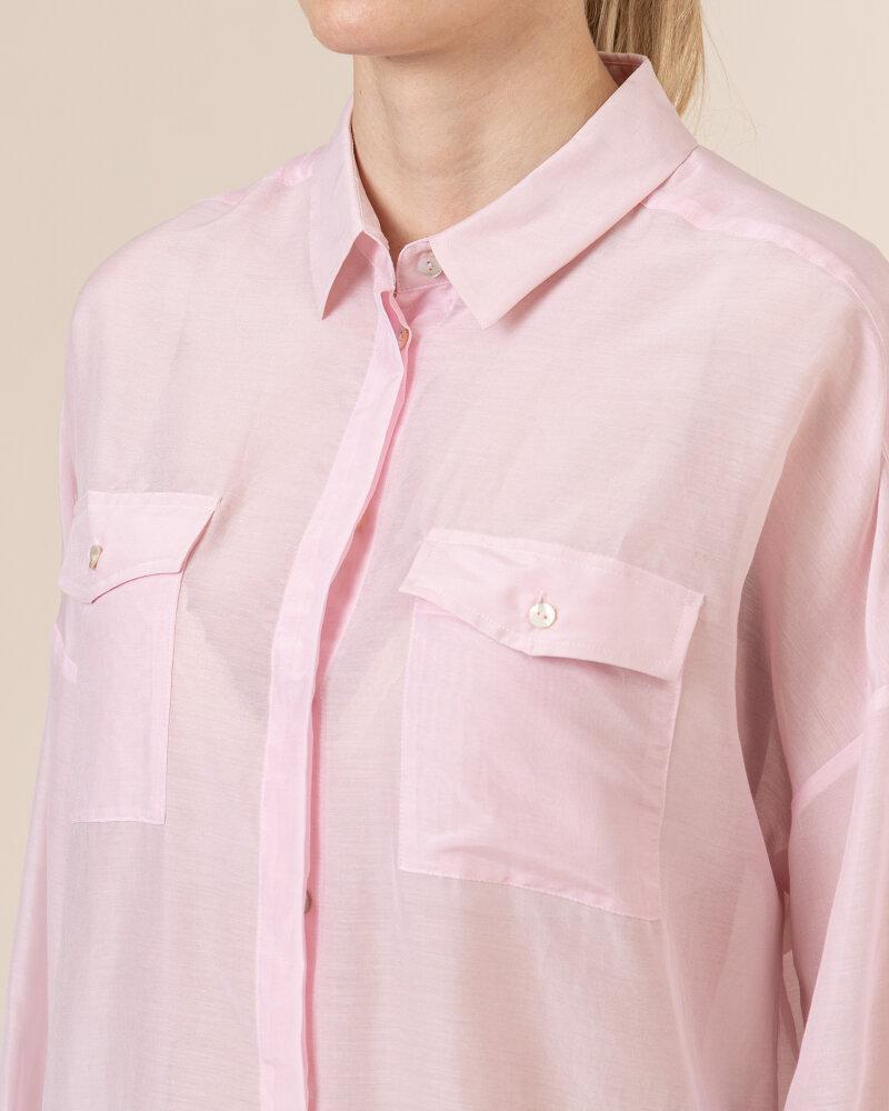 Koszula Iblues FIANDRA_71110312_002 różowy - fot:3