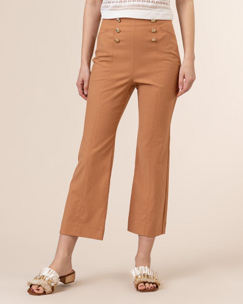 Spodnie Iblues VARANO_71310212_003 brązowy - fot:2