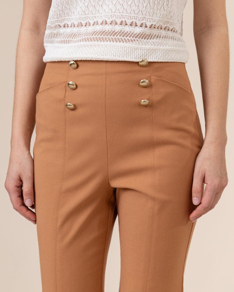 Spodnie Iblues VARANO_71310212_003 brązowy - fot:3
