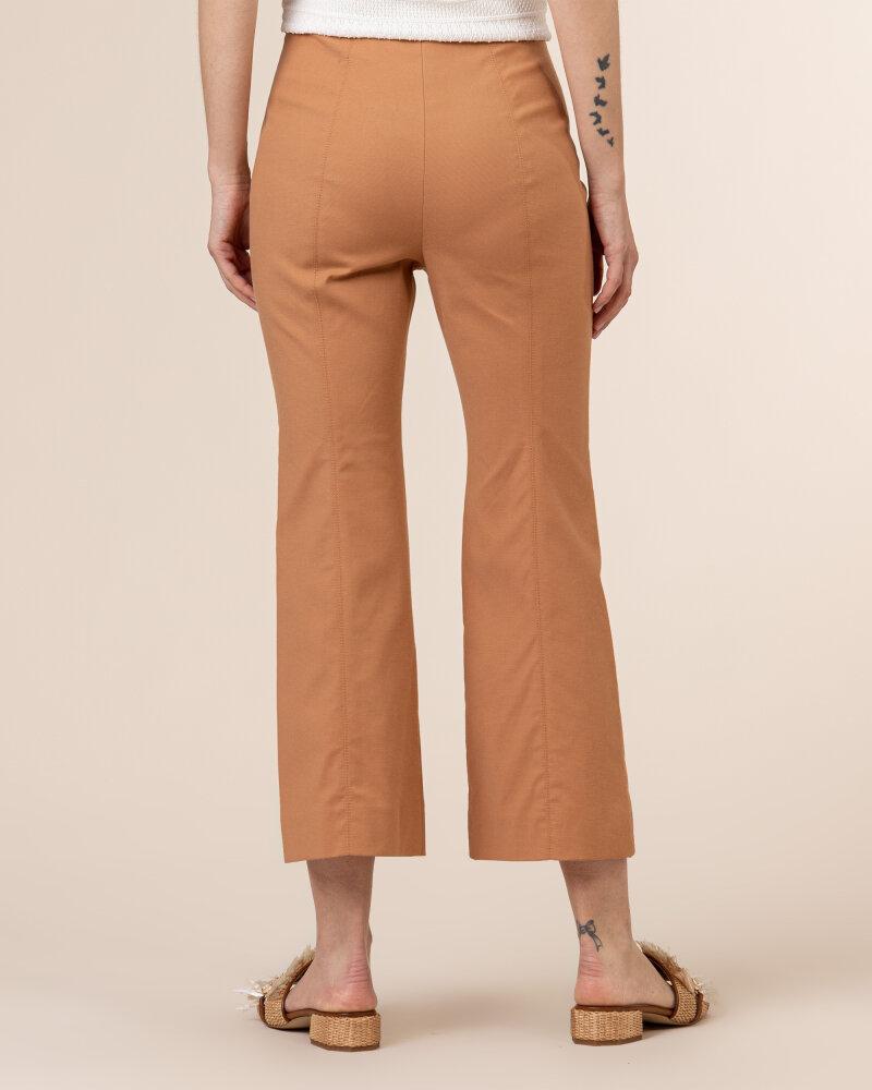 Spodnie Iblues VARANO_71310212_003 brązowy - fot:4