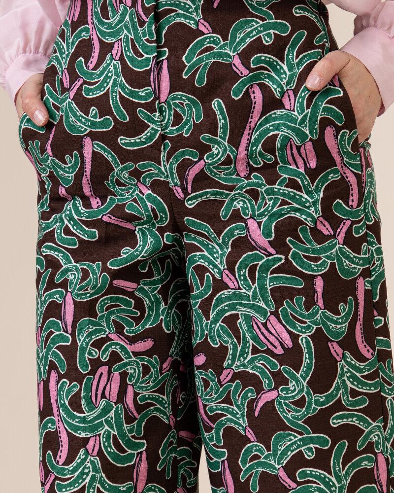 Spodnie Iblues INOS_71311312_003 brązowy - fot:3