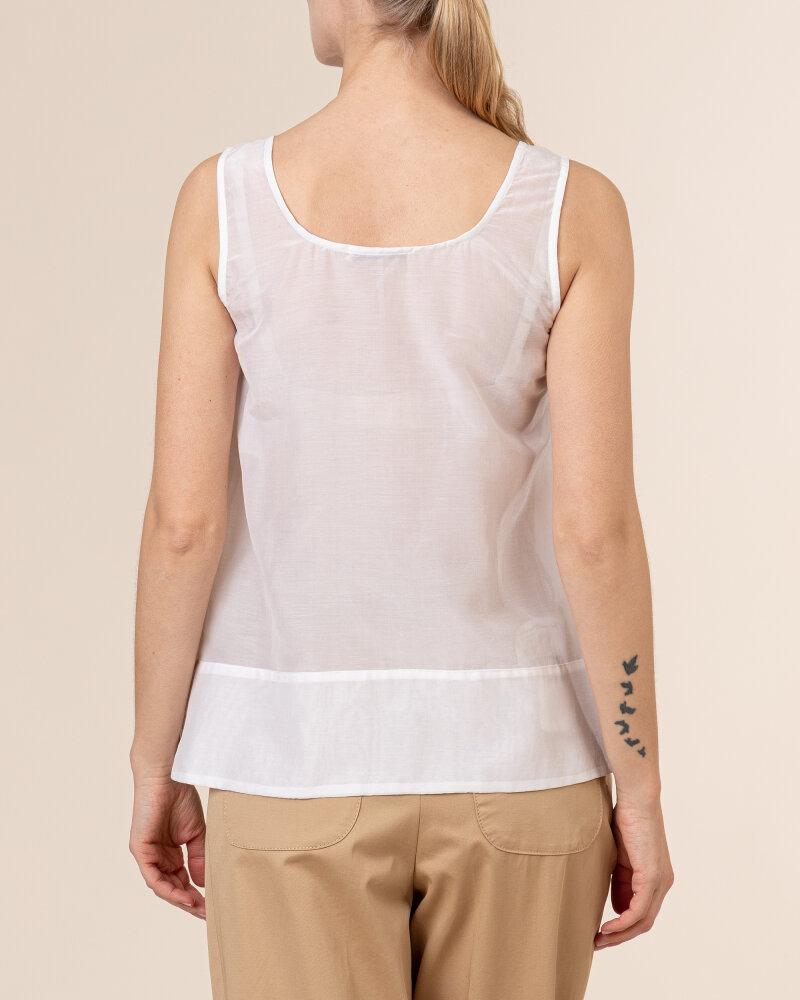 Bluzka Iblues OLBIA_71610112_001 biały - fot:4