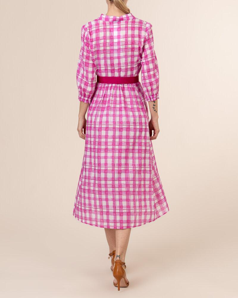 Sukienka Iblues AUSTRIA_72211512_007 różowy - fot:4