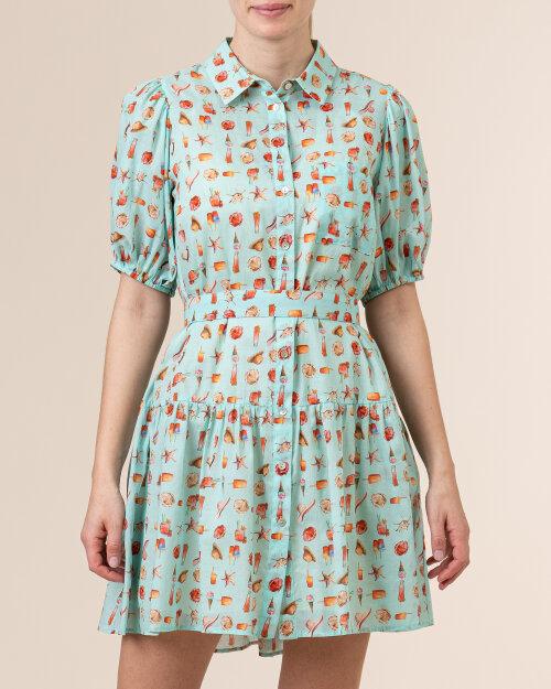 Sukienka Iblues ODER_72212212_003 zielony