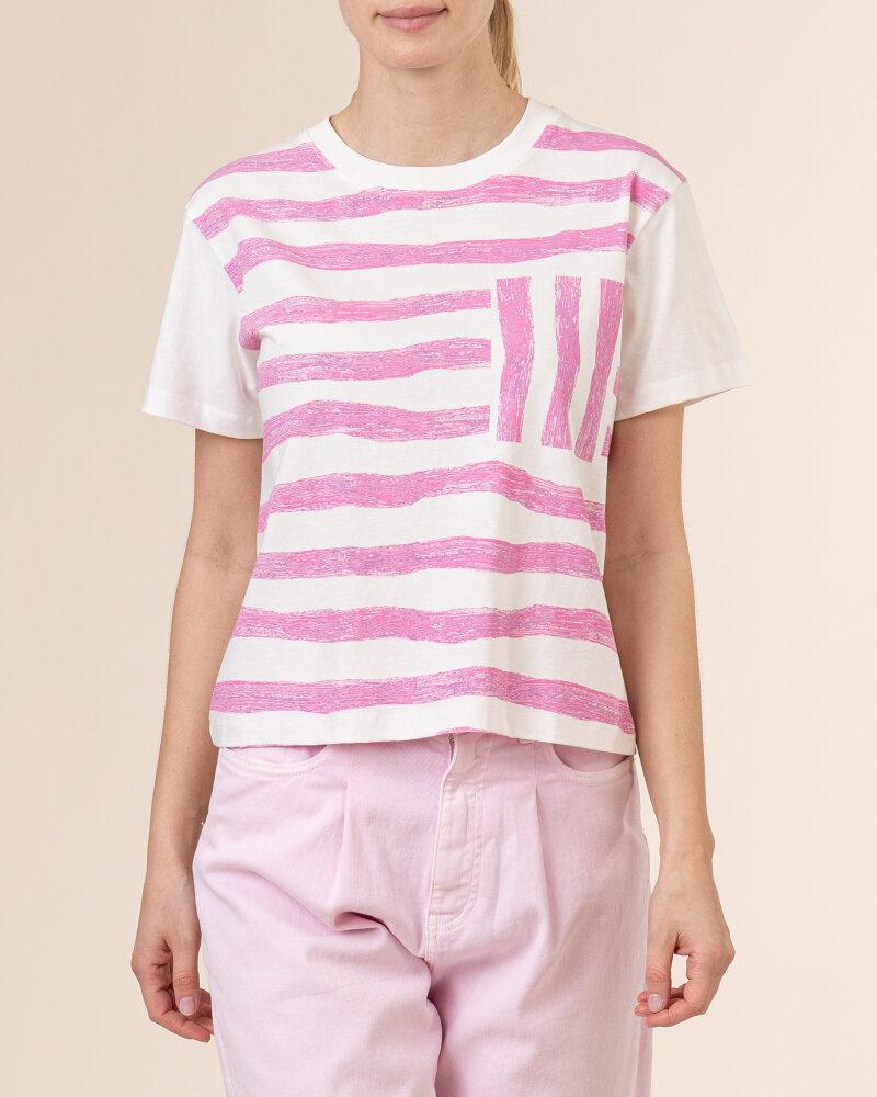 T-Shirt Iblues GIOCHI_79710412_003 biały - fot:2