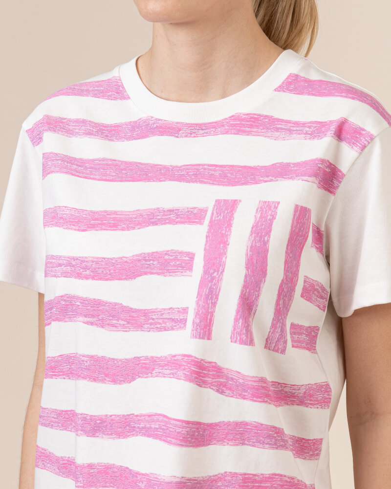 T-Shirt Iblues GIOCHI_79710412_003 biały - fot:3