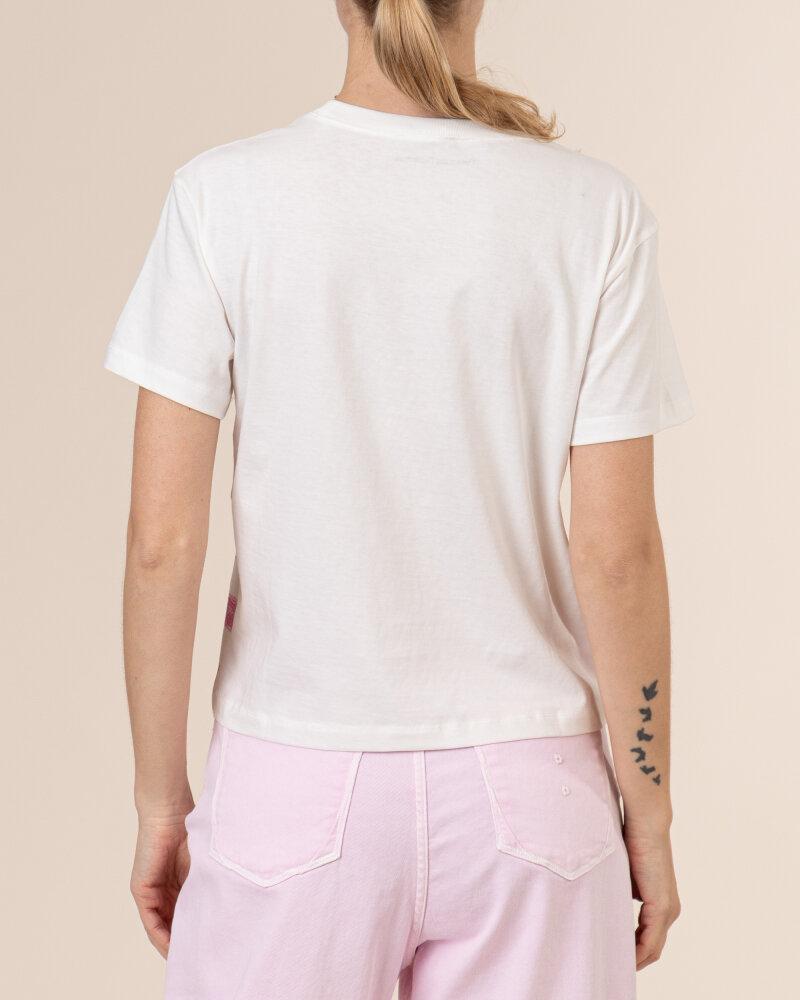 T-Shirt Iblues GIOCHI_79710412_003 biały - fot:4