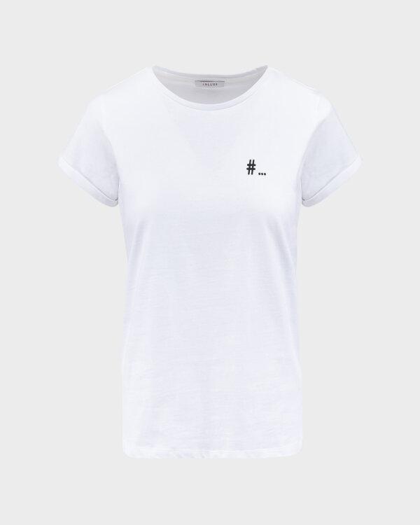 T-Shirt Iblues Notaion_79711012_006 Biały Iblues NOTAION_79711012_006 biały