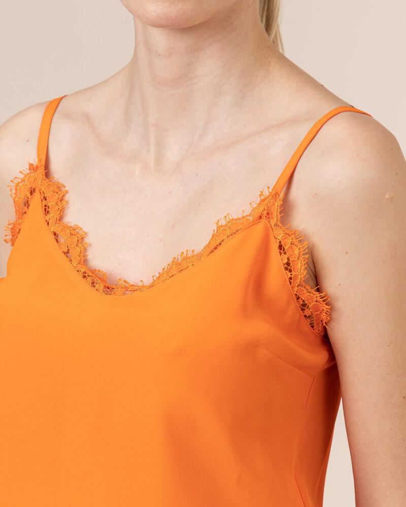 Bluzka Beatrice B 21FE8878TORRE_450 pomarańczowy - fot:3