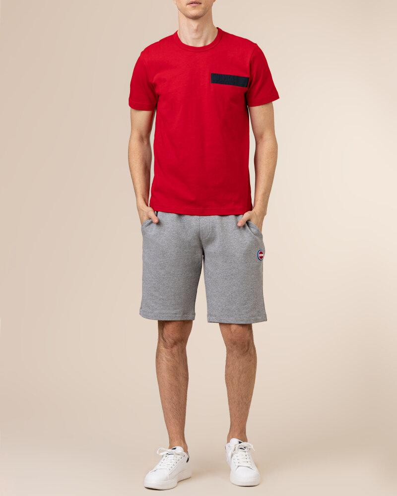 T-Shirt Colmar 7561R_6SH_193 czerwony - fot:5