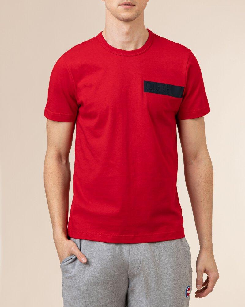 T-Shirt Colmar 7561R_6SH_193 czerwony - fot:2