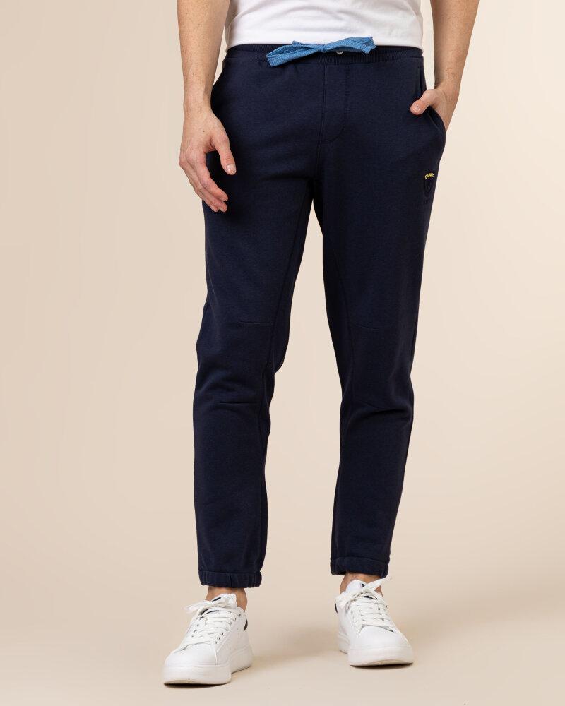 Spodnie Blauer BLUF07122_5662_802 granatowy - fot:2