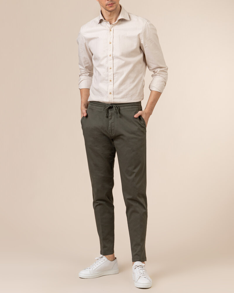 Spodnie Roy Robson 051043661744100/05_A310 khaki - fot:6