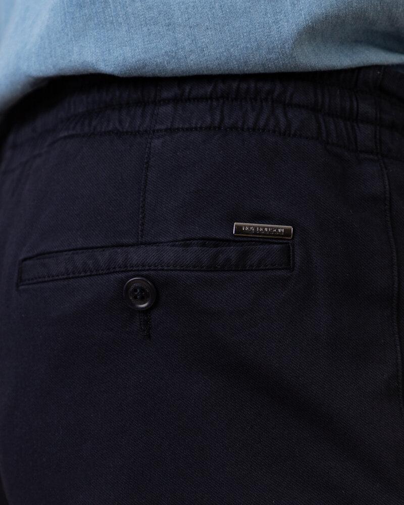 Spodnie Roy Robson 051043661744100/05_A401 granatowy - fot:3