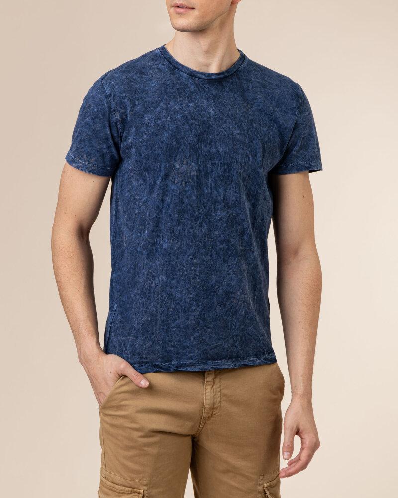 T-Shirt Bomboogie TM6921_JMON_20F granatowy - fot:2