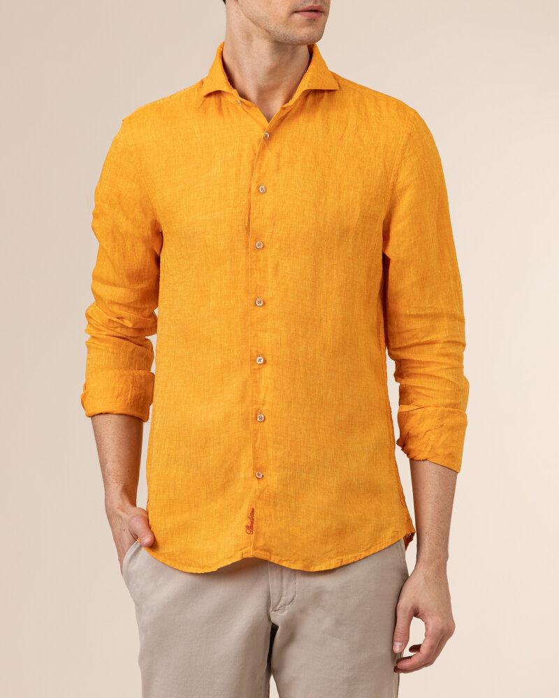 Koszula Stenstroms 775221_7970_750 pomarańczowy - fot:2