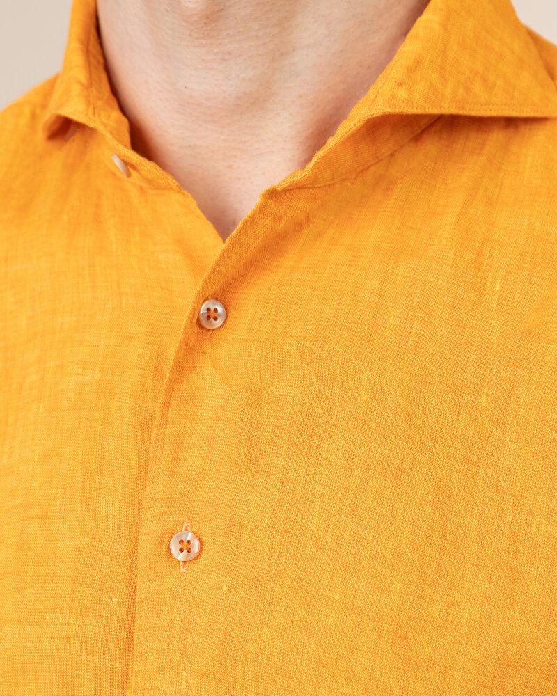 Koszula Stenstroms 775221_7970_750 pomarańczowy - fot:3