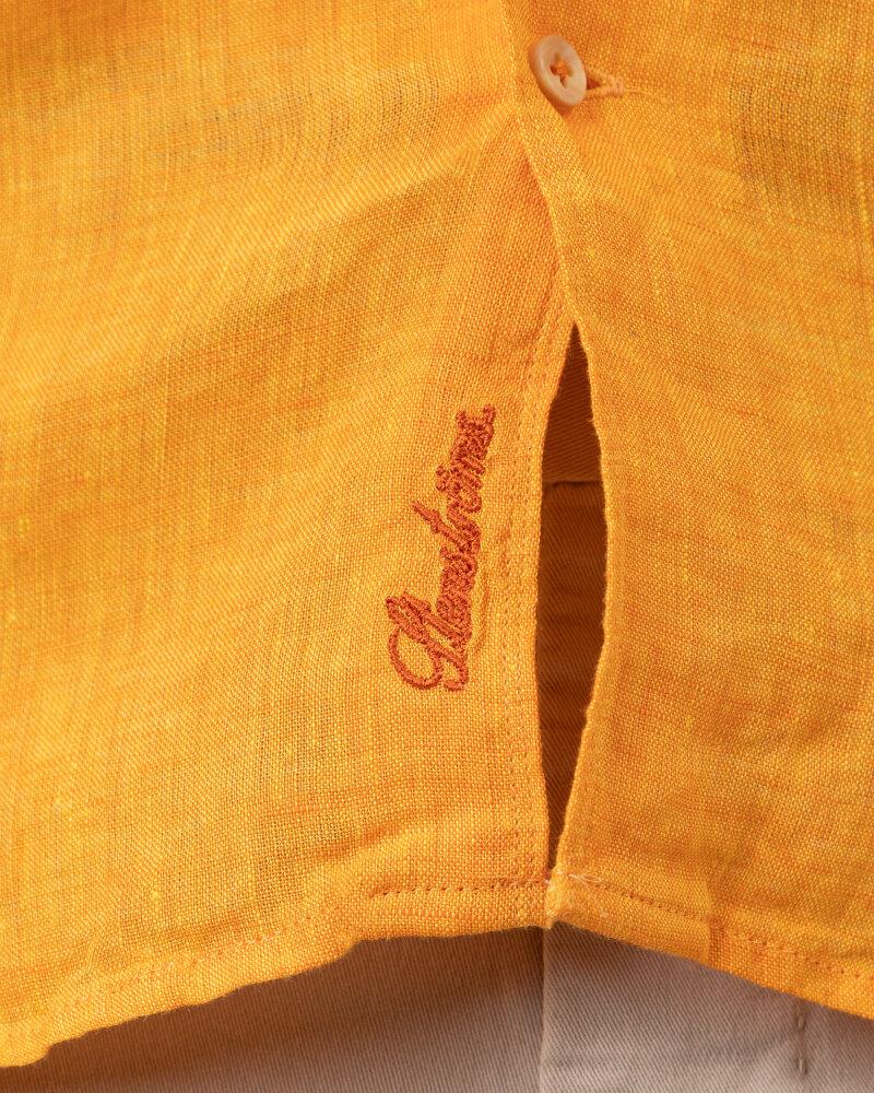 Koszula Stenstroms 775221_7970_750 pomarańczowy - fot:4