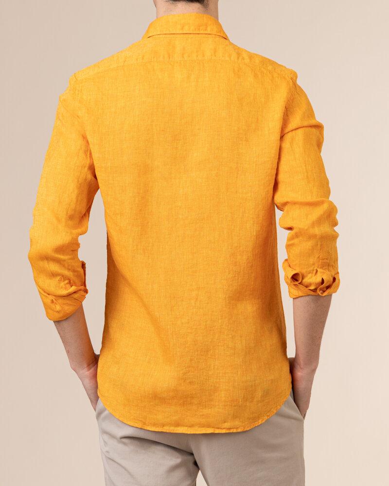 Koszula Stenstroms 775221_7970_750 pomarańczowy - fot:5