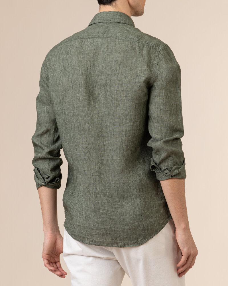 Koszula Stenstroms 775221_7970_420 zielony - fot:5