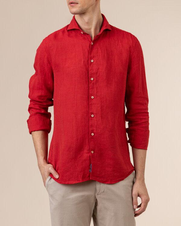 Koszula Stenstroms 775221_7970_560 czerwony