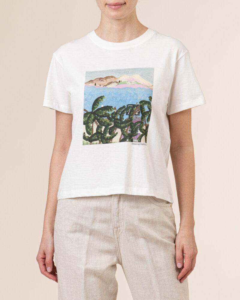 T-Shirt Iblues GIOCHI_79710412_001 biały - fot:2