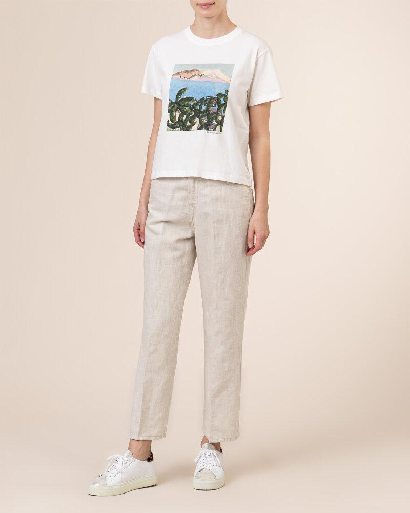 T-Shirt Iblues GIOCHI_79710412_001 biały - fot:5
