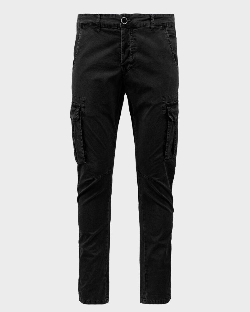 Spodnie Bomboogie PMRYAN_GBT_90 czarny - fot:1