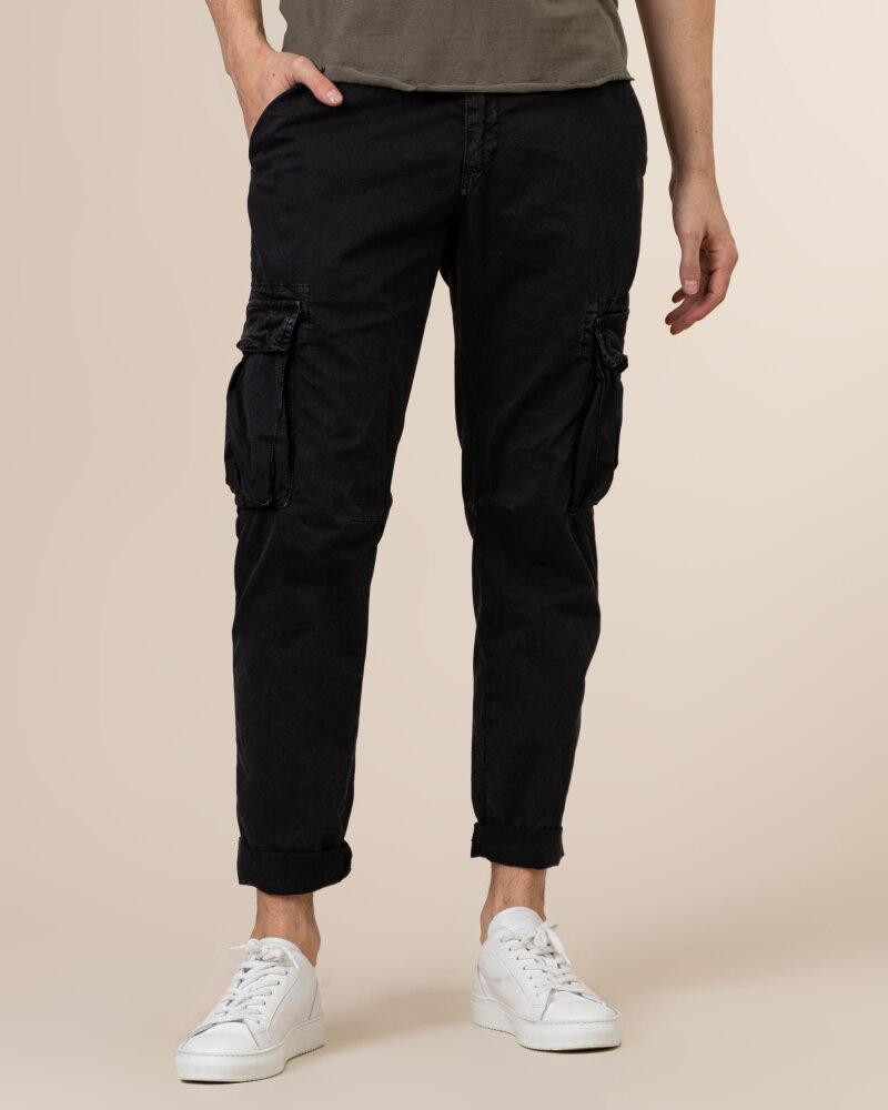 Spodnie Bomboogie PMRYAN_GBT_90 czarny - fot:2