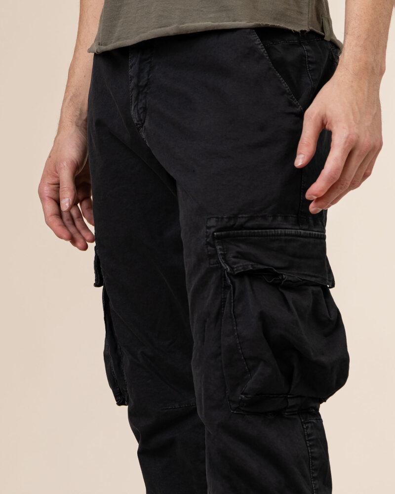 Spodnie Bomboogie PMRYAN_GBT_90 czarny - fot:3