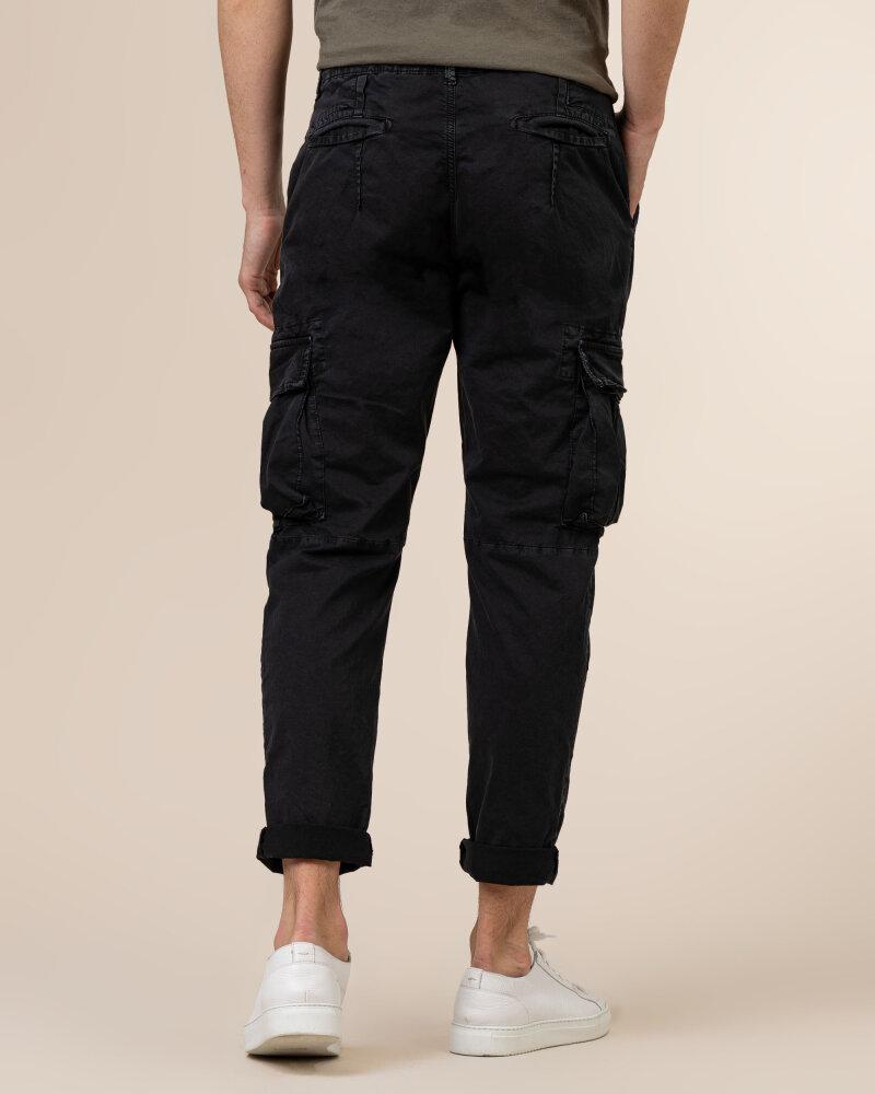 Spodnie Bomboogie PMRYAN_GBT_90 czarny - fot:4