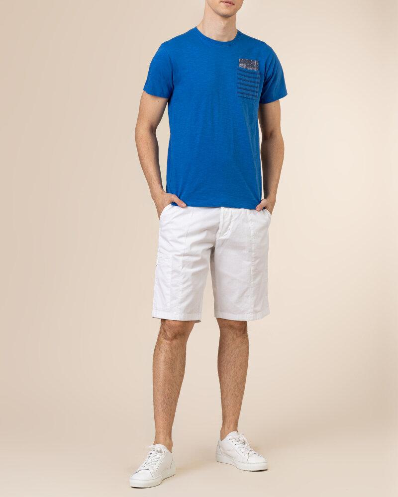 T-Shirt Bomboogie TM6965_JSSG_229 niebieski - fot:5