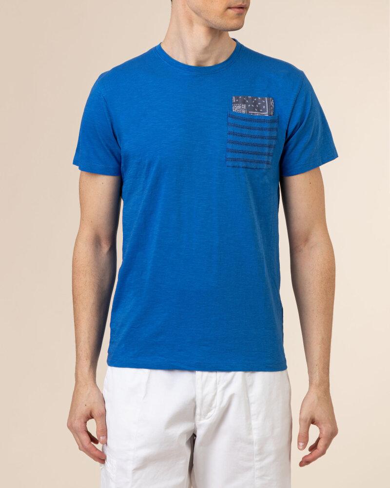 T-Shirt Bomboogie TM6965_JSSG_229 niebieski - fot:2
