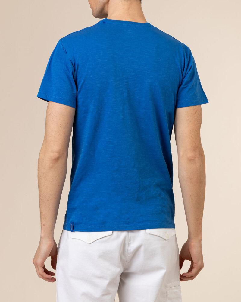 T-Shirt Bomboogie TM6965_JSSG_229 niebieski - fot:4