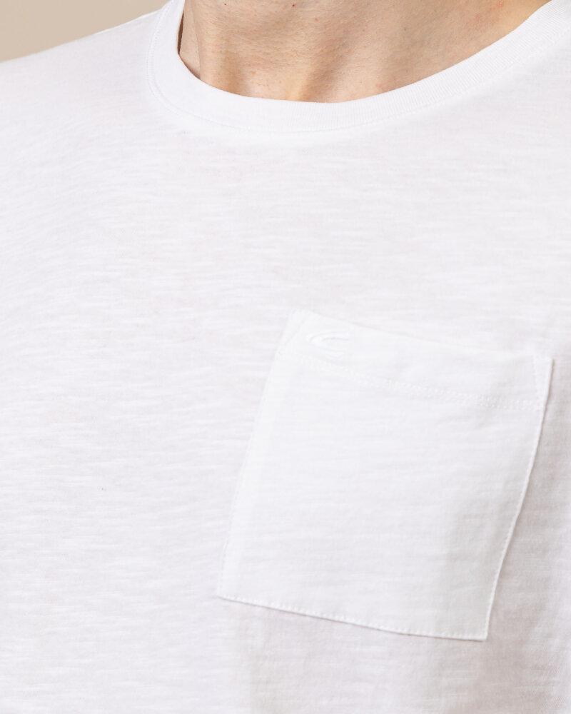 T-Shirt Camel Active 9T03409643_01 biały - fot:3
