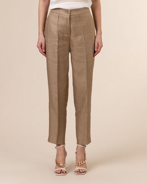 Spodnie Cavaliere 20VS21114_BLAKE_50 brązowy
