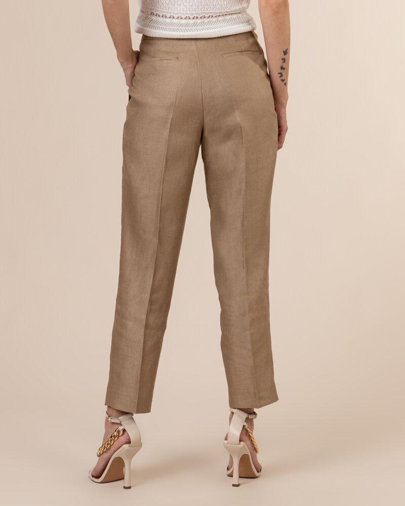 Spodnie Cavaliere 20VS21114_BLAKE_50 brązowy - fot:3