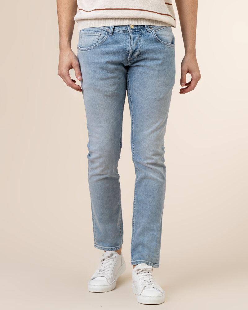 Spodnie Baldessarini 1469_16587_6859 niebieski - fot:2
