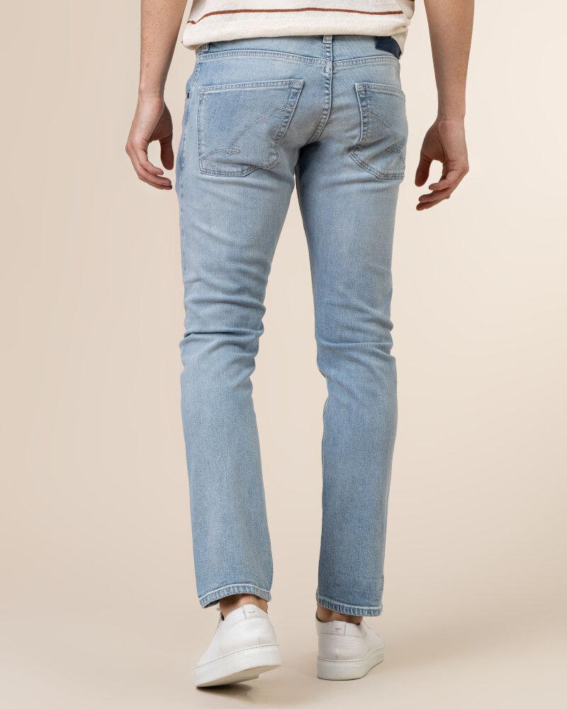 Spodnie Baldessarini 1469_16587_6859 niebieski - fot:4