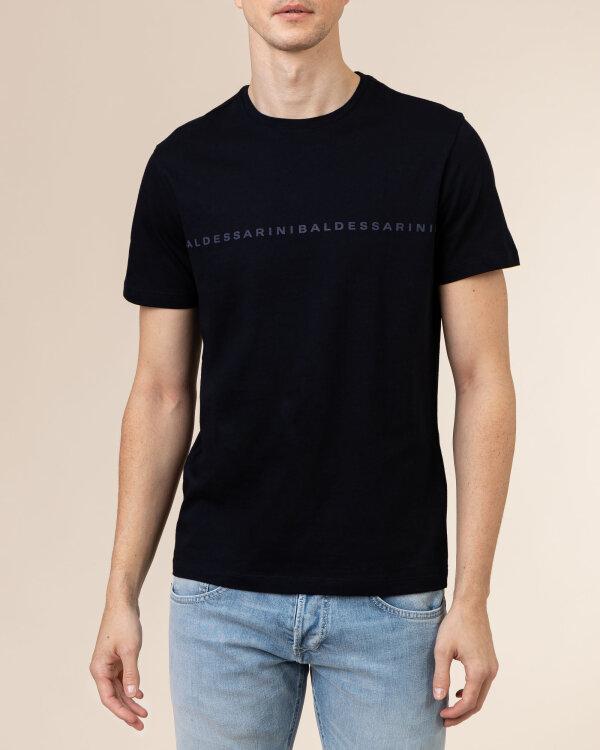 T-Shirt Baldessarini 5015_20009_6300 granatowy