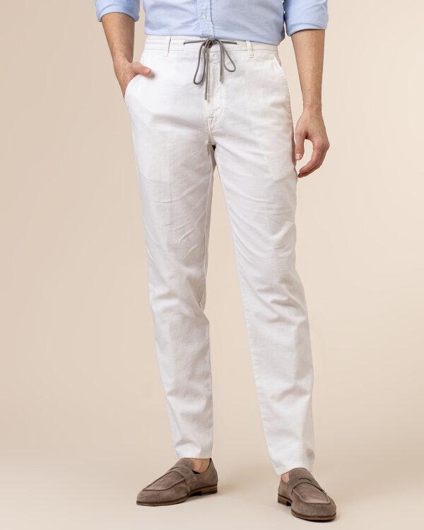 Spodnie Baldessarini 6661_16846_1010 biały