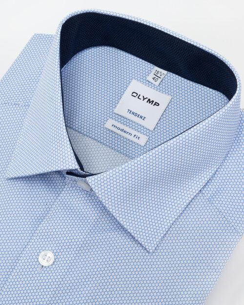 Koszula Olymp 863074_11 niebieski