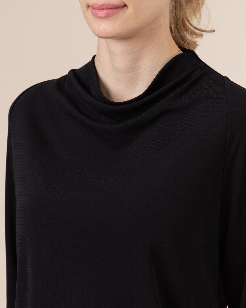 Bluzka Trussardi  56C00419_1T004942_K299 czarny - fot:3