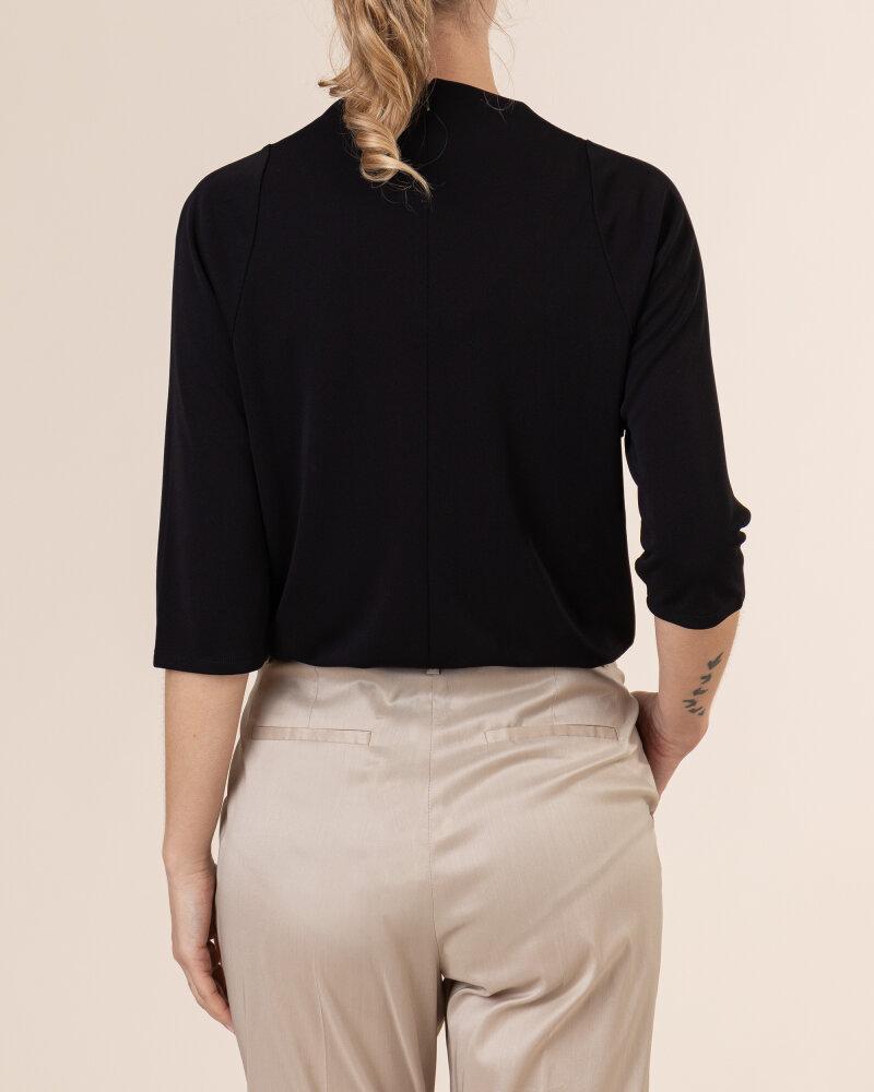 Bluzka Trussardi  56C00419_1T004942_K299 czarny - fot:4